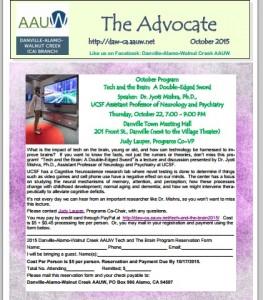 Advocate 2015-10